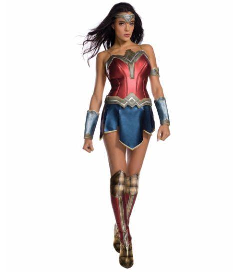 Adult Wonder Woman Halloween Costume (DC Comics Version)  sc 1 st  BestProducts.com & 9 Best Wonder Woman Halloween Costumes of 2018 - Wonder Woman ...