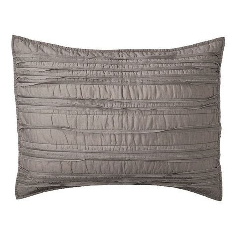 Threshold Raw Edge Quilted Sham