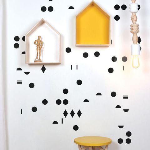 Gautier Studio Confetti Polka Wall Decals