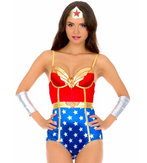 9 Best Wonder Woman Halloween Costumes Of 2018 Wonder Woman