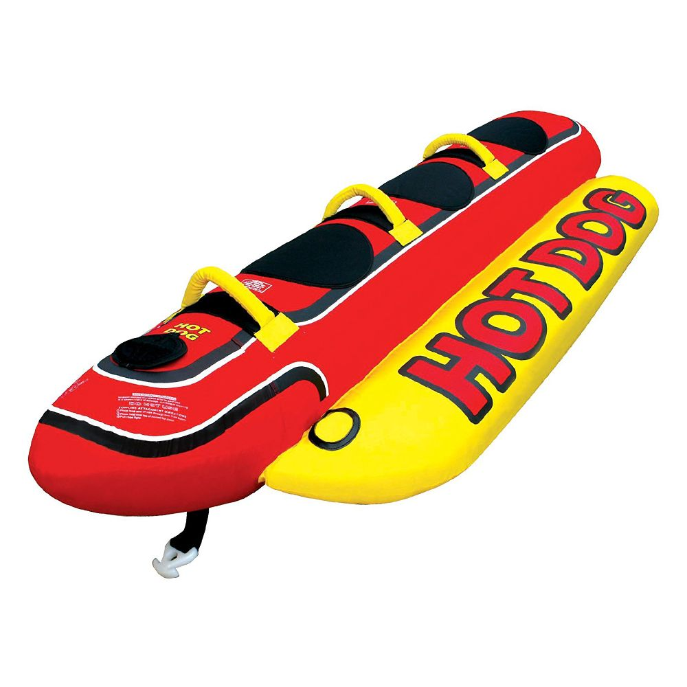 Airhead HD 3 Hot Dog Towable Water Tube
