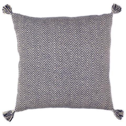 Joss & Main Mora Chevron Cotton Floor Pillow