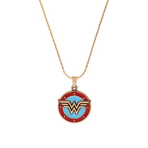"<p><strong data-redactor-tag=""strong"" data-verified=""redactor""><em data-redactor-tag=""em"" data-verified=""redactor"">$39</em></strong> <a href=""http://www.alexandani.com/collections/wonder-woman/wonder-woman-expandable-necklace.html?referrer_sku=super-AS17WW01RG"" target=""_blank"" class=""slide-buy--button"" data-tracking-id=""recirc-text-link"">BUY NOW</a></p><p>If the cuff is a little too bold,&nbsp;go for this colorful charm necklace with a vintage <em data-redactor-tag=""em"" data-verified=""redactor"">Wonder Woman</em> color scheme.&nbsp;&nbsp;</p>"