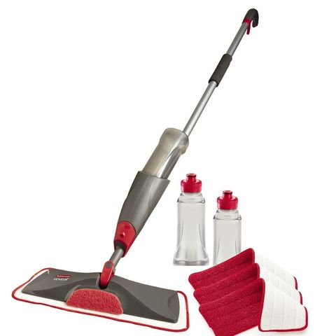 Rubbermaid Reveal Spray Mop Kit