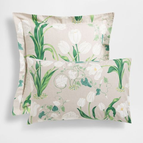 Zara Home Tulip Print Pillow Case