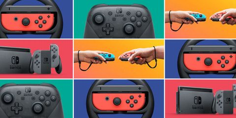 20+ Best Nintendo Switch Accessories in 2018 - Cool