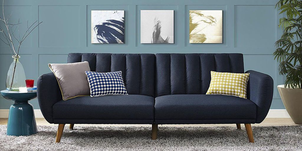 futons 10 best futons and sofa beds 2018   stylish futons that convert to      rh   bestproducts