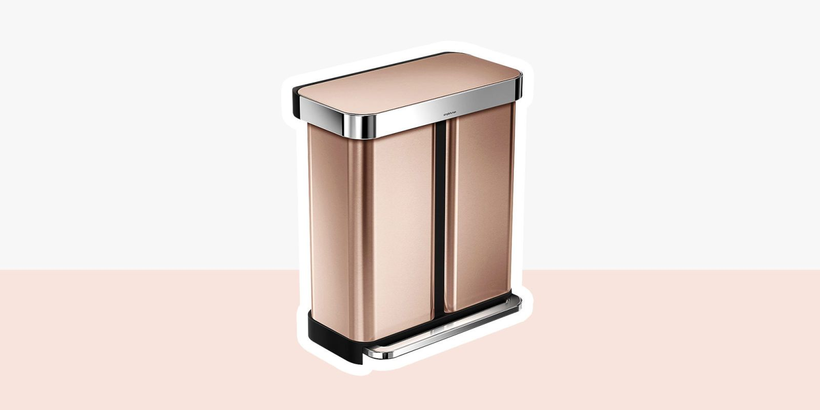 13 Cheap Stainless Steel Trash Cans 2018 Best Stainless Garbage Cans