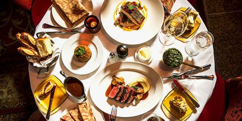 best steakhouse NYC 2018
