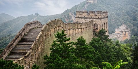 The Great Wall of China — China