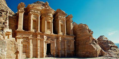 Petra — Jordan