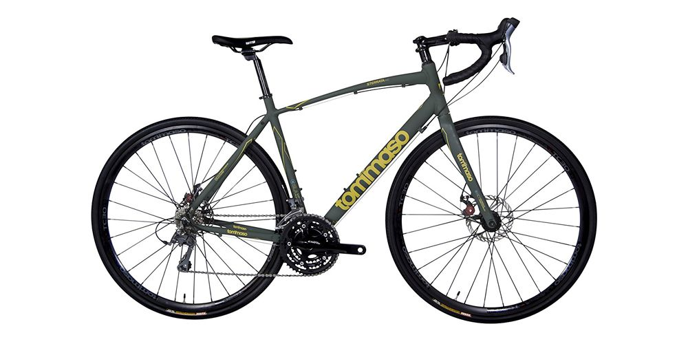 Tommaso Sterrata Adventure Road Bike