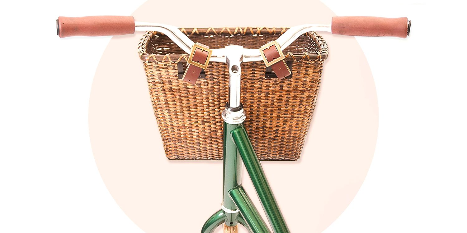 9 Best Bike Baskets for 2018 - Front and Rear Baskets for Bikes