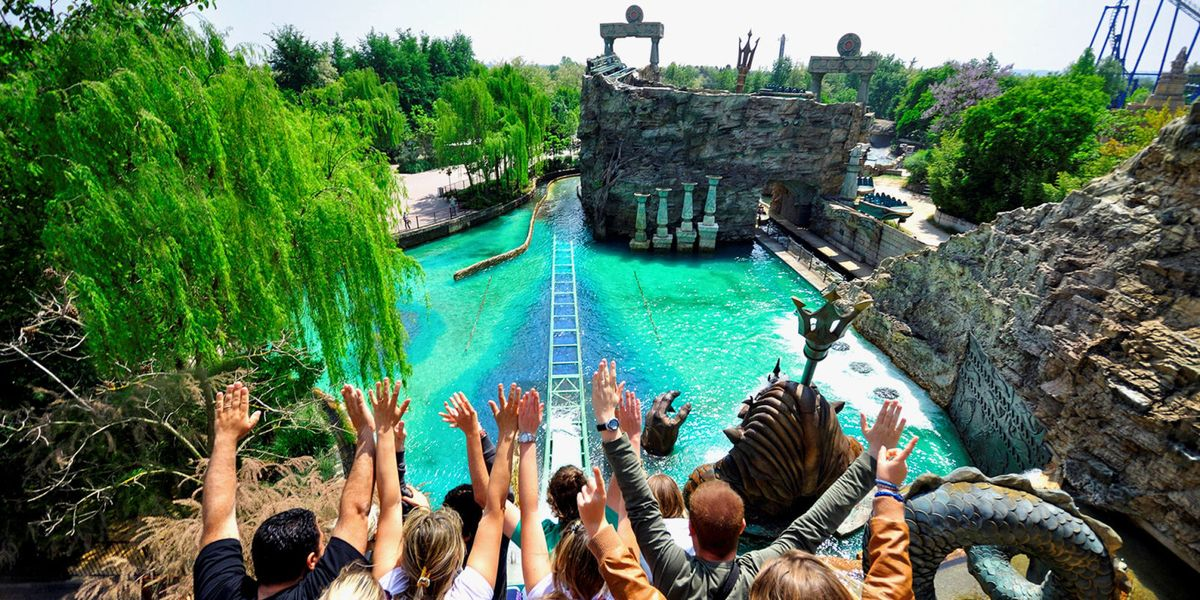 11 Best Theme Parks in 2018 - World's Greatest Amusement ...