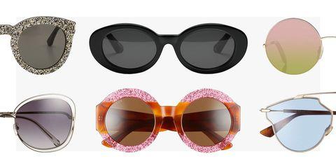 426ccd6c755b 11 Best Designer Sunglasses for Women Fall 2018 - Cool Round ...