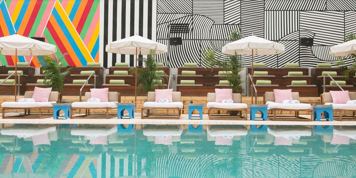 9 Best Hotels With Pools In Nyc New York Hotels With
