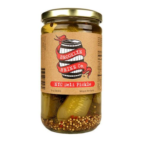 Brooklyn Brine's NYC Deli Pickles