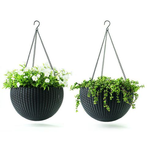 10 Best Hanging Planters For 2018 Unique Hanging Baskets