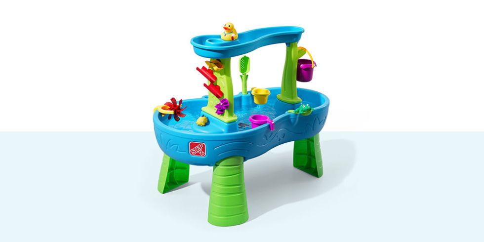 10 Best Sand And Water Tables For Kids In 2018   Top Rated Toddler Water  Tables
