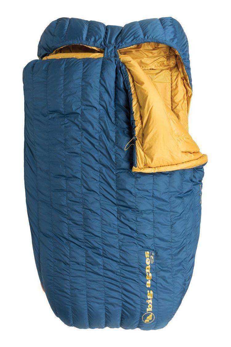 Big Agnes King Solomon 15 Degree Down Double Sleeping Bag