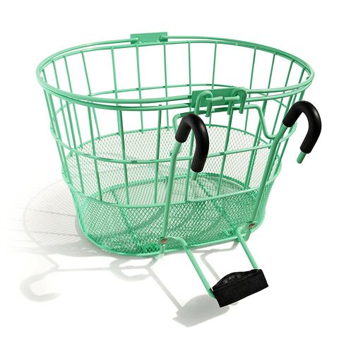 Colorbasket Mesh Bottom Lift-Off Bike Basket