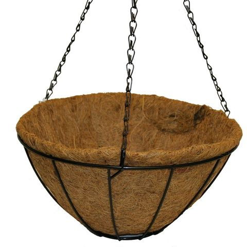 Hampton Bay Metal Hanging Grower's Basket