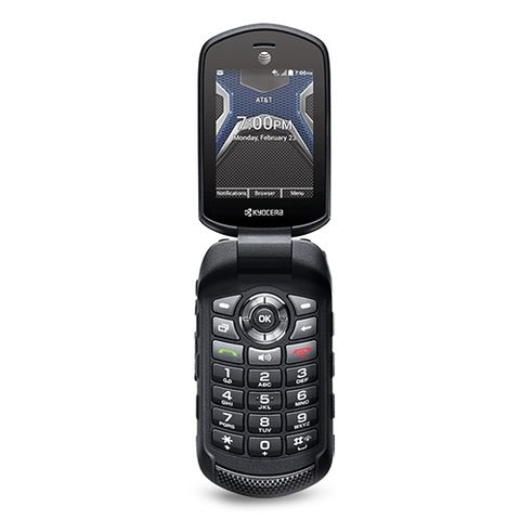 Kyocera Duraxe Flip Phone