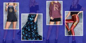 Harry Potter x BlackMilk clothing