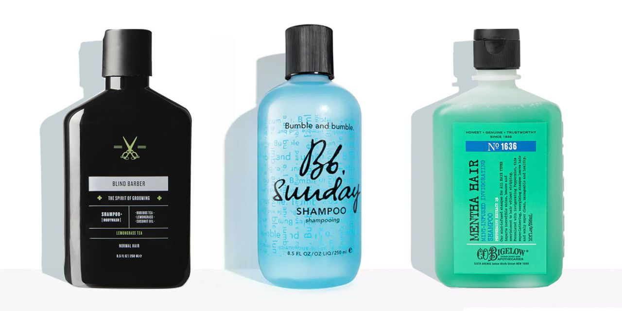 Best mens shampoo