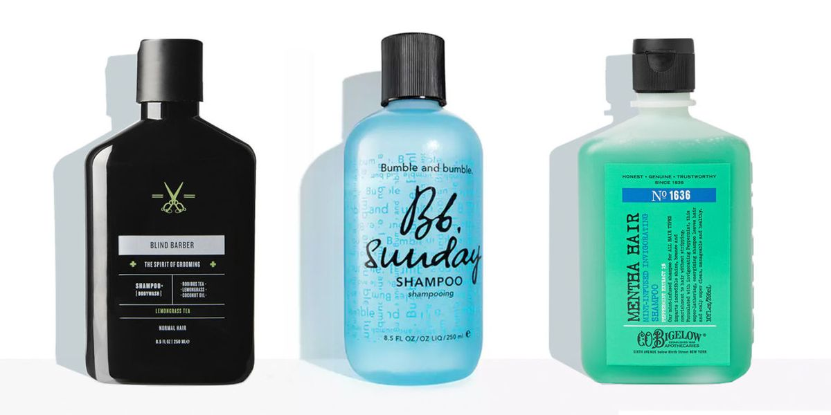 11 Best Shampoos For Men In 2018 Good Smelling Men S