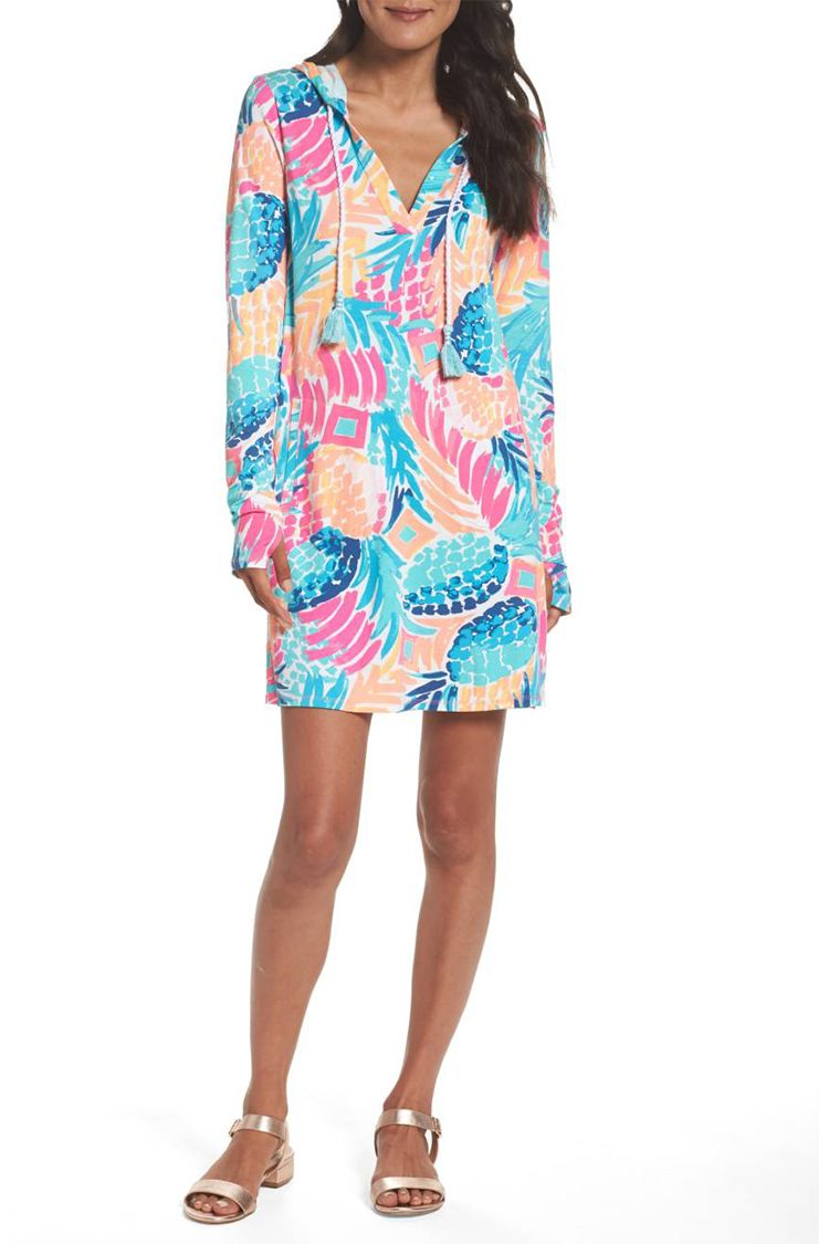 lily pulitzer rylie upf shift dress