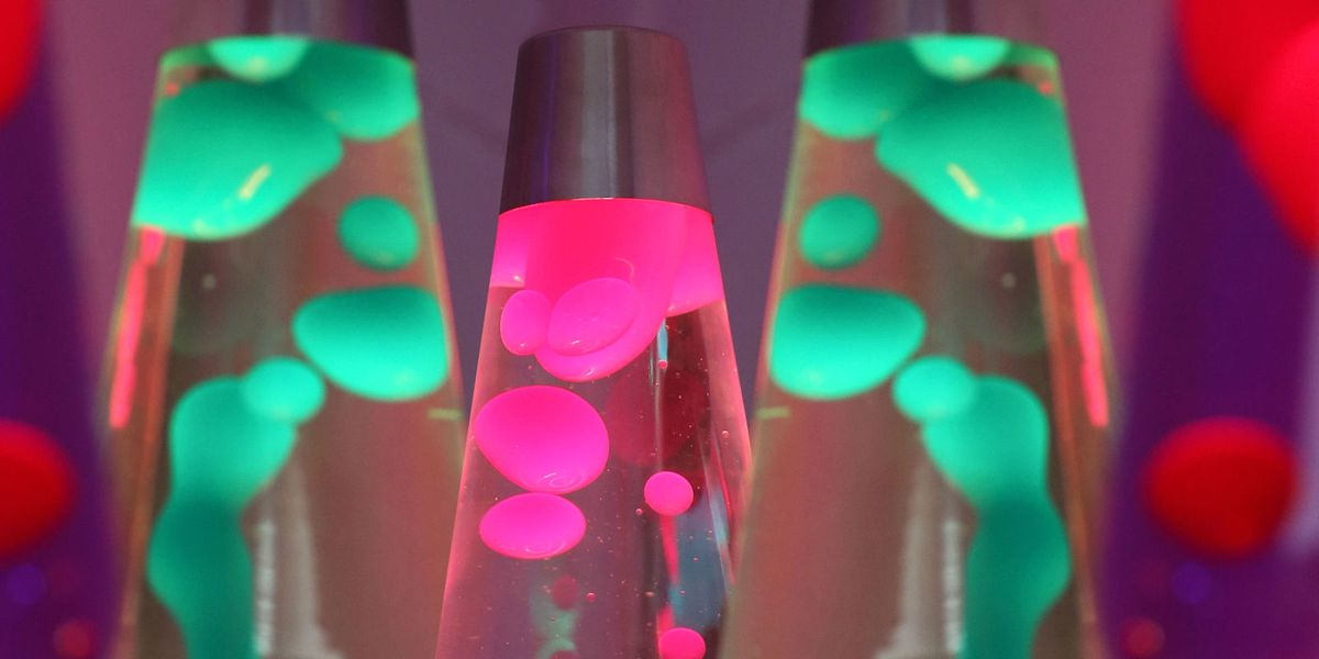 Cheap Lava Lamps Magnificent 60 Best Lava Lamps In 60 Cool Colorful And Calming Lava Lamp Picks