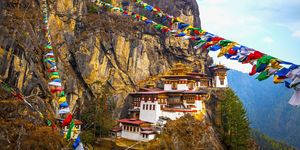 travel bucket list ideas - Bhutan