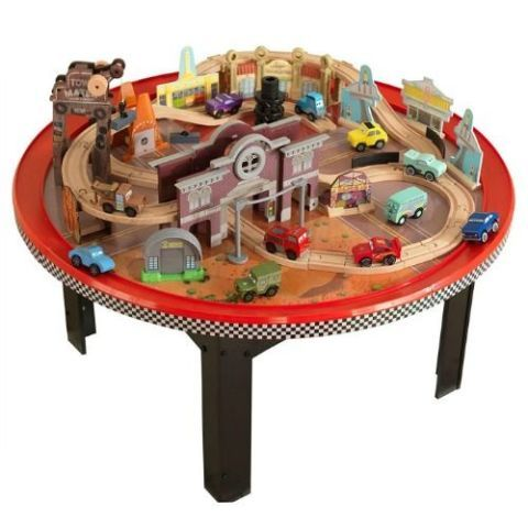9 Best Train Tables For Kids 2018 Wooden Train Tables