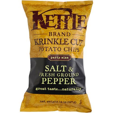 Kettle Brand Krinkle Cut Potato Chips