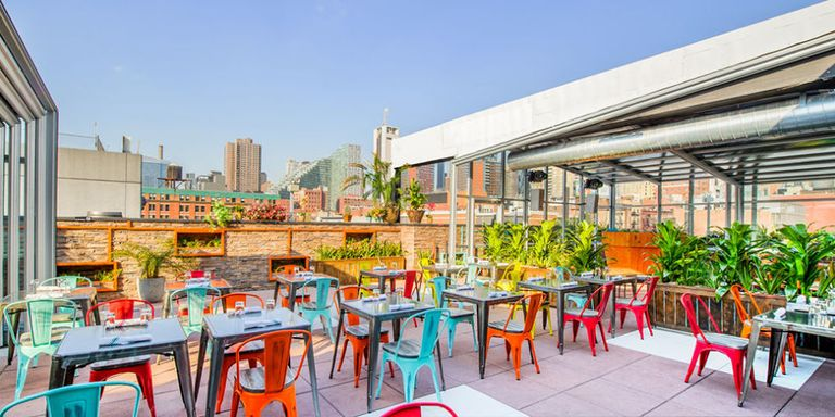 Hell S Kitchen Rooftop Restaurants