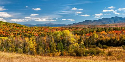 White Mountains — New Hampshire