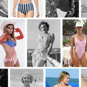 swimsuits through the decades