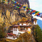 travel bucket list ideas - Bhutan