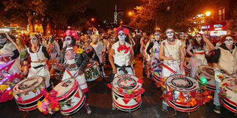New York City Halloween Parade.Nyc Halloween Parade 2018 Everything You Need To Know About Nyc S