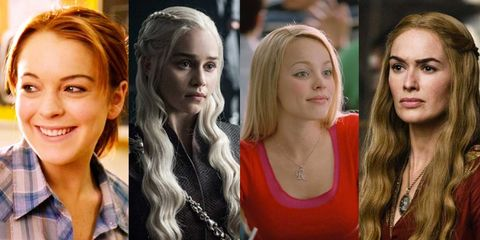 mean girls game of thrones characters and cast
