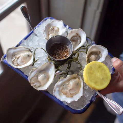 extra fancy oysters