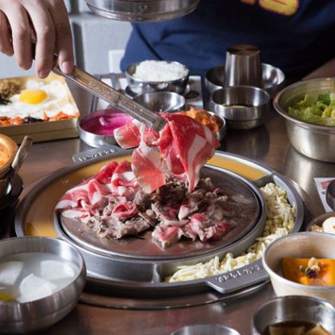 Best Korean Bbq In Los Angeles 2018 Top 7 La Korean Barbecue