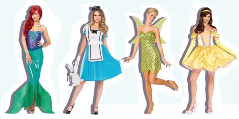 2ea7727d542 17 Best Disney Costumes for Adults in 2018 - Women's Disney ...