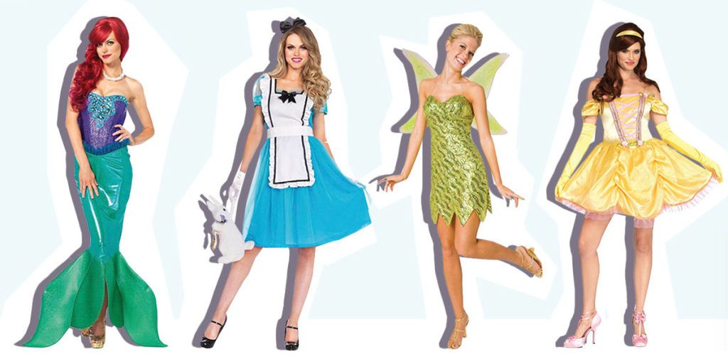 disney halloween costumes  sc 1 st  BestProducts.com & 17 Best Disney Costumes for Adults in 2018 - Womenu0027s Disney ...