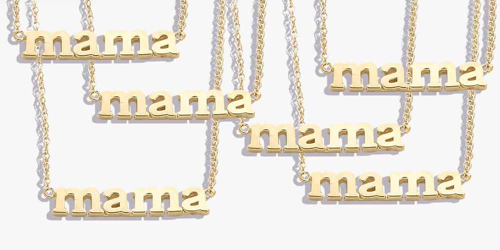 push at necklace s day present tiffanynecklace mother us personalized gift