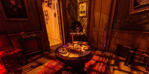 haunted houses nyc
