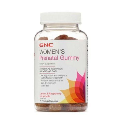 GNC Women's Prenatal Vitamins