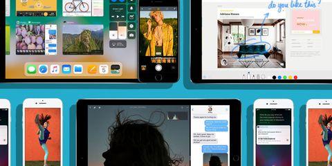 apple ios11 features