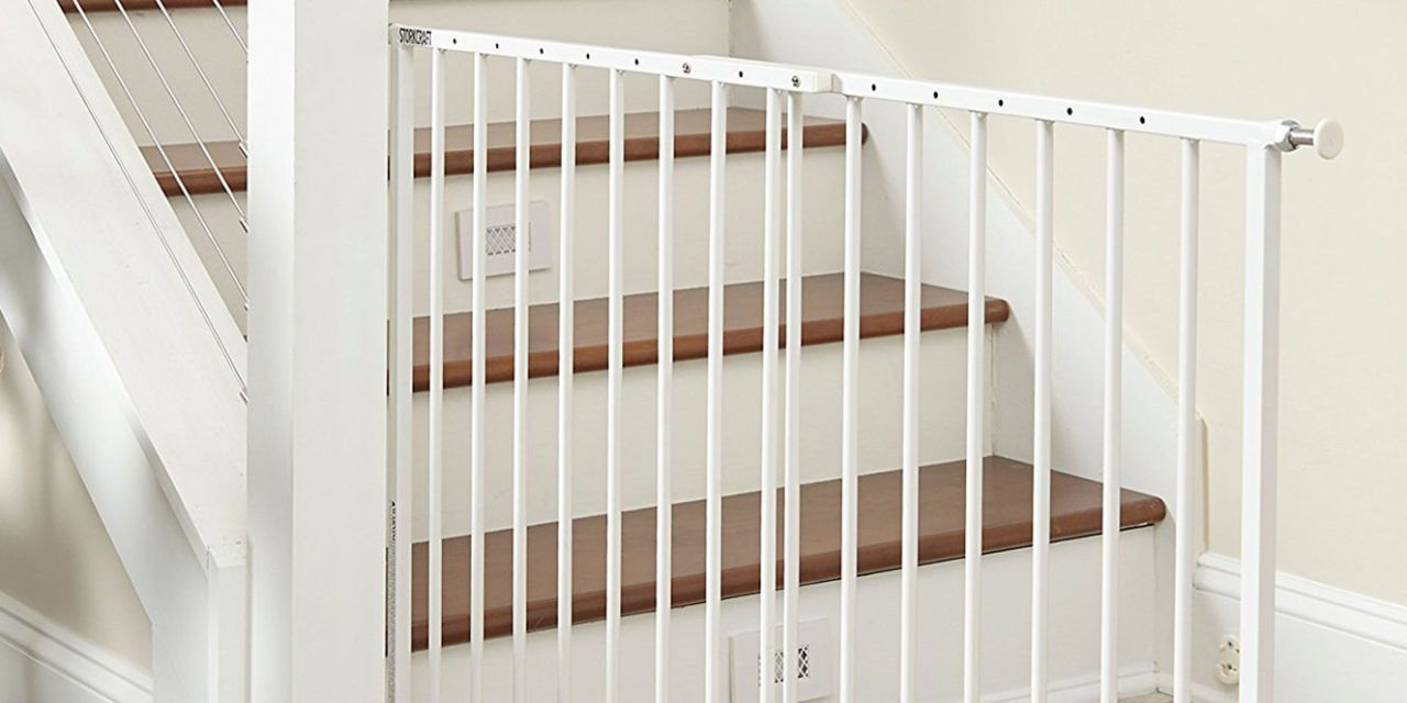 Once Your Babyu0027s On The Move, Baby Gates Are A Baby Proofing Must, And They  Donu0027t Have To Be Basic And Boring. Complement Your Homeu0027s Beautiful Decor  With ...
